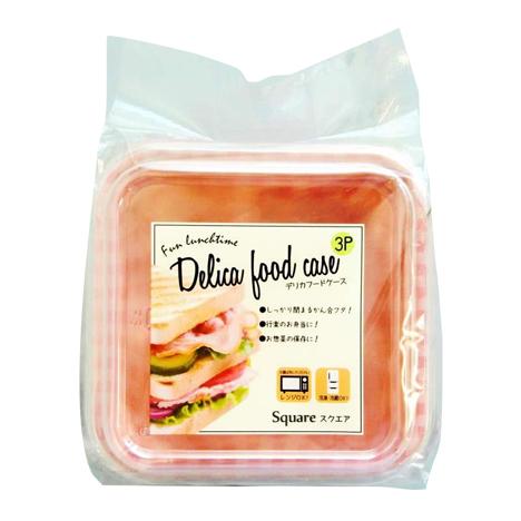 デリカケースサラダ用3P