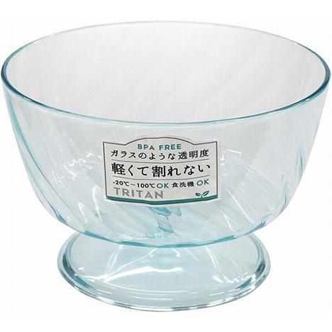 クレール デザートカップ ブルー